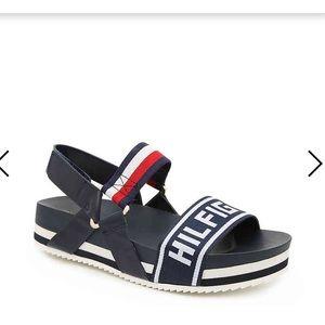 Tommy Hilfiger Platform Sandal